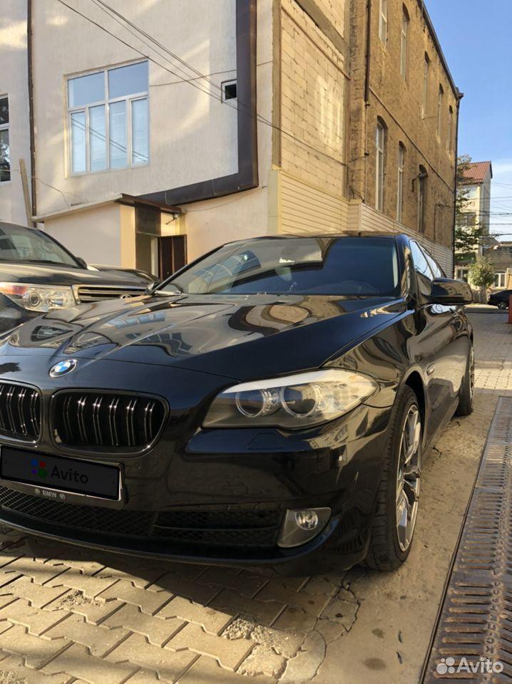 BMW 5 серия, 2010  89640519416 купить 3