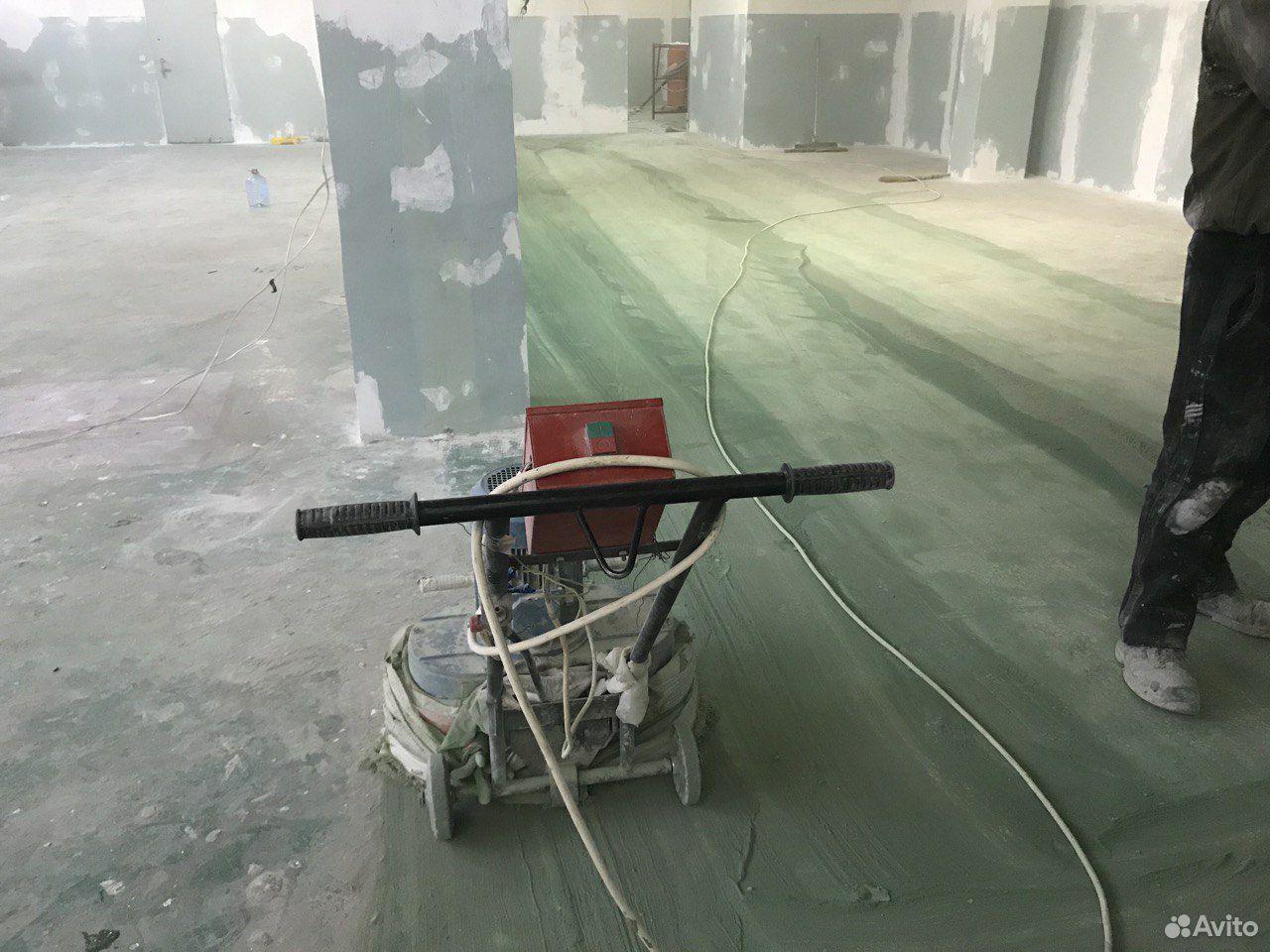 Шлифовка бетона. Обеспыливание. Полимерный пол  89227770746 купить 6