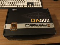 Новый блок питания DeepCool DA500 500W
