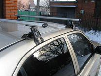 Багажник на крышу Интер Д1 / Рашпилевская 272 — Запчасти и аксессуары в Краснодаре