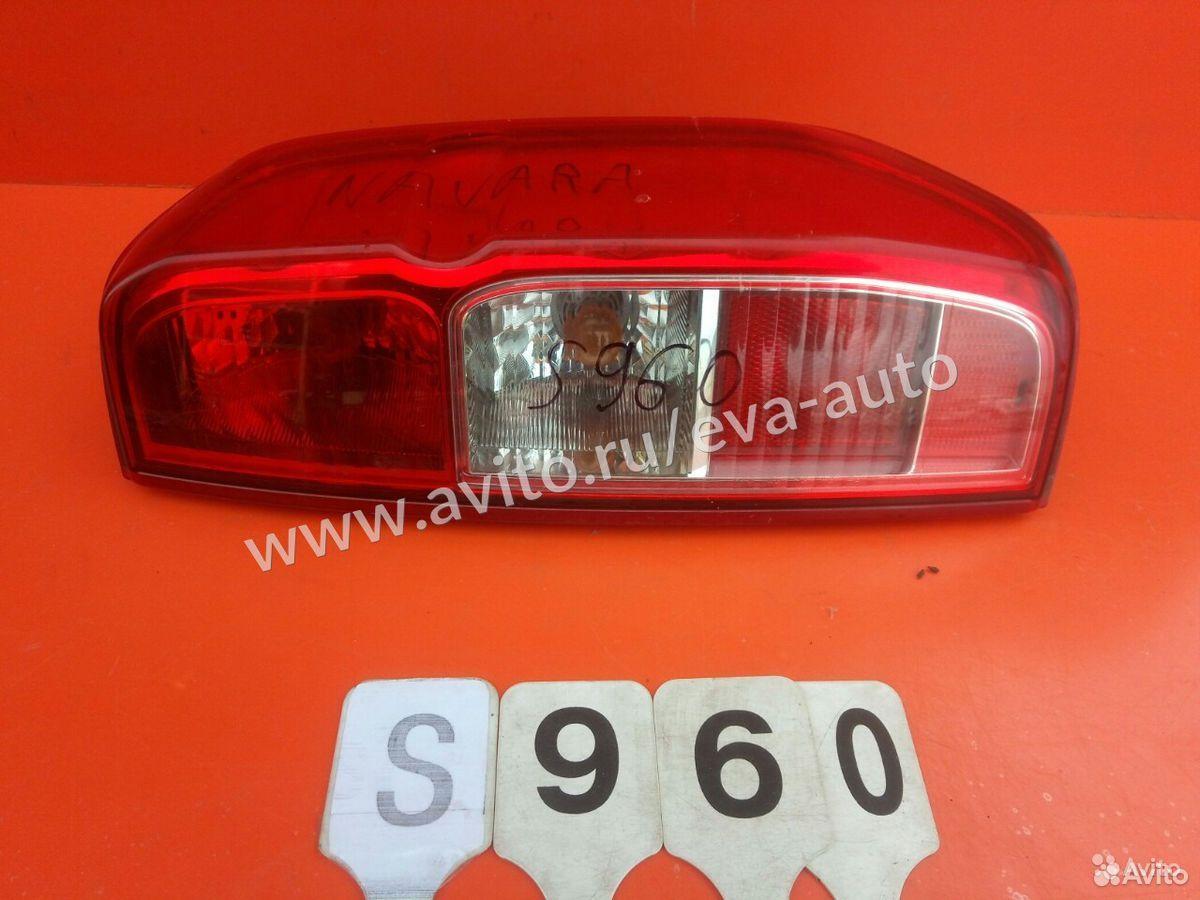84732022776  Фонарь задний правый Nissan Navara (D40) 2005)