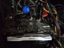 Видеокарта asus gtx 950 2 gb — Товары для компьютера в Самаре