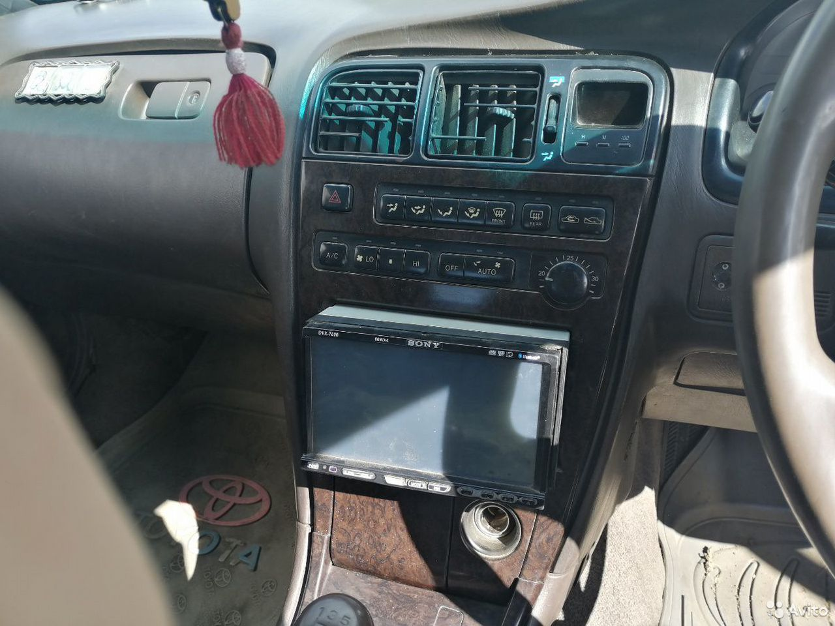 Toyota Cresta, 1993  89644602145 купить 8