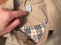 Тренч Zara размер 116
