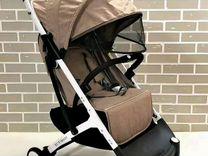 Yoya plus компактная коляска на плечо в самолёт ёя