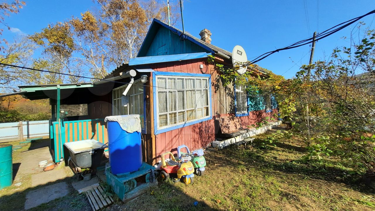 Дом 60 м² на участке 24 сот.  89662713378 купить 8