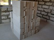 Блок автоклавного газобетона D500, 400*250*625
