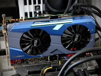Palit gtx 1080ti 11gb Game Rock