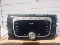 Штатная магнитола Sony на Ford