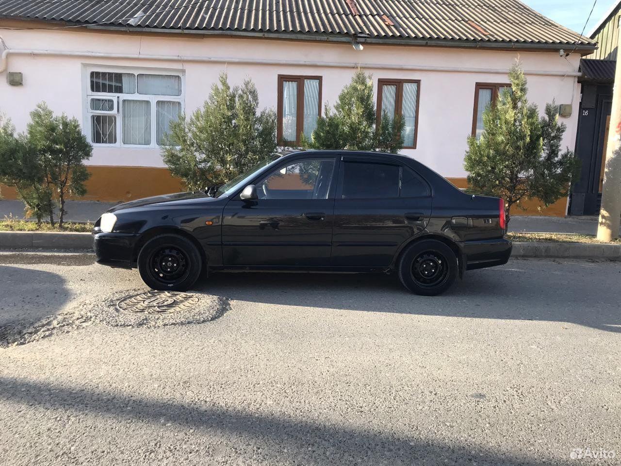 Hyundai Accent, 2004  89634115864 купить 1