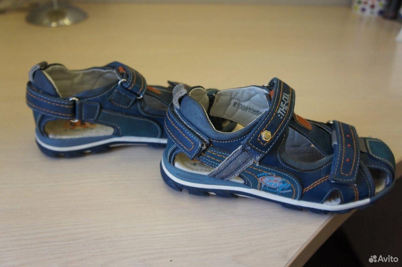 Продам сандалии для мальчика  89133156505 купить 2