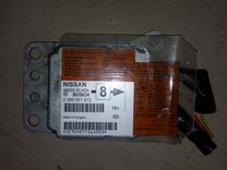 Nissan Note блок SRS
