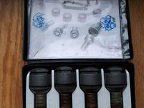 Болты-секретки для защиты колес от кражи Ауди А3