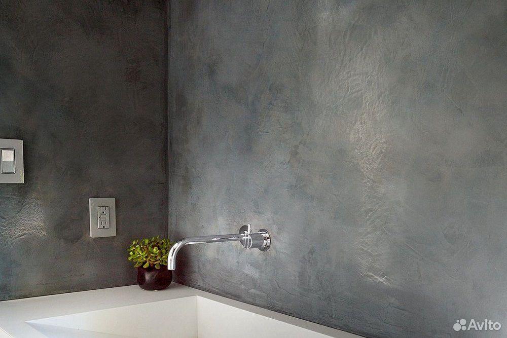 Микроцемент forza для стен и потолков  88314232562 купить 7