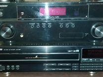 Ld Kenwood lvd 280+ресивер Pioneer vsx519