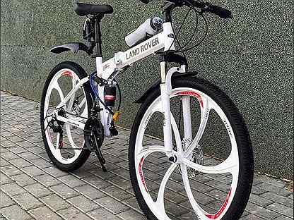 Велосипеды (Фэтбайки, на литых дисках) Новые