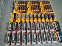 Алкалиновые батарейки Energizer kodak много
