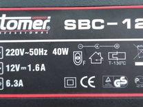 Зарядное устройство для инструментов stomer sbc-12